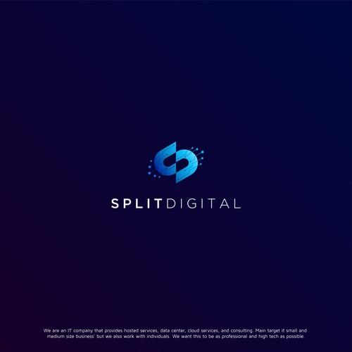 SD SplitDigital logo brand