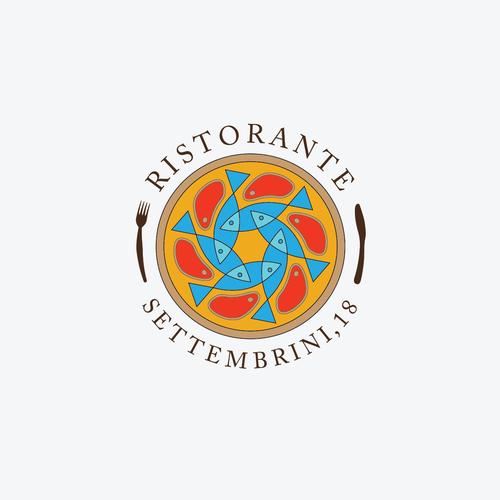 New Logo for elegant italian restaurant