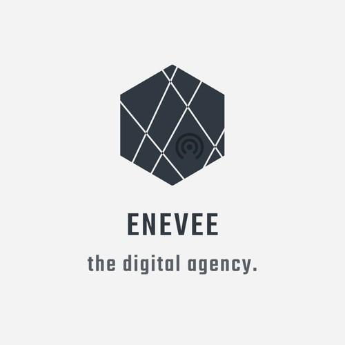 Logo for Digital Agency