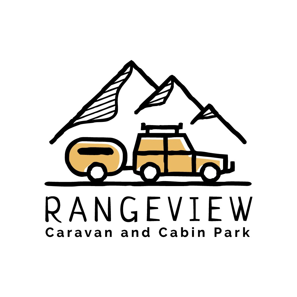 Caravan and Cabin Park logo required