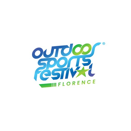 Logo Concept for Outdoor Sports Festival