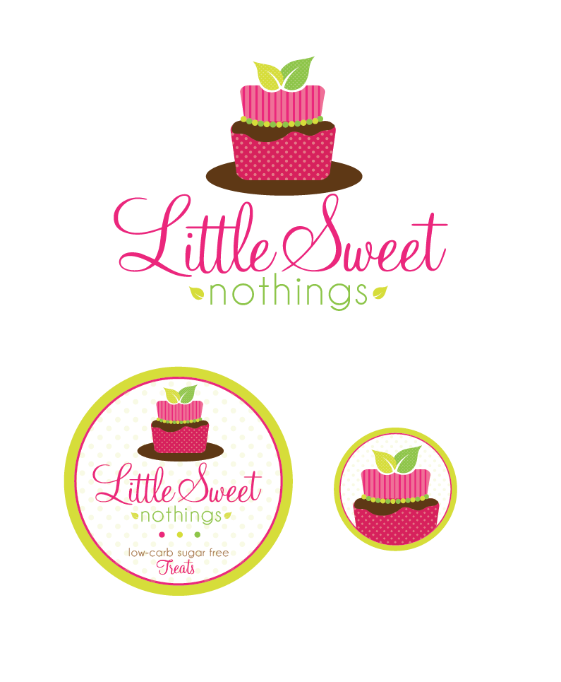 Create the next logo for Little Sweet Nothings