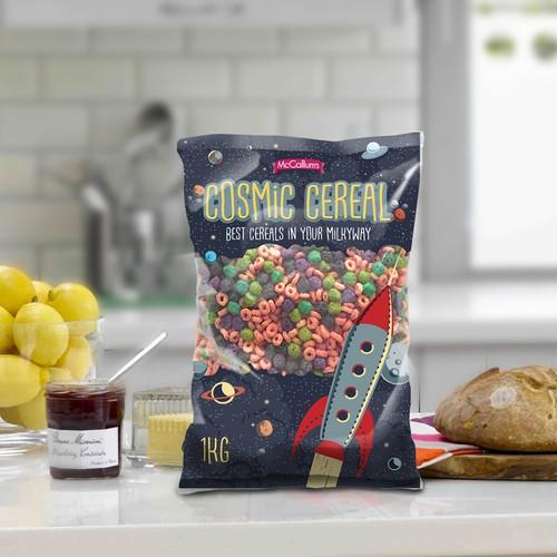 Cereals Packaging
