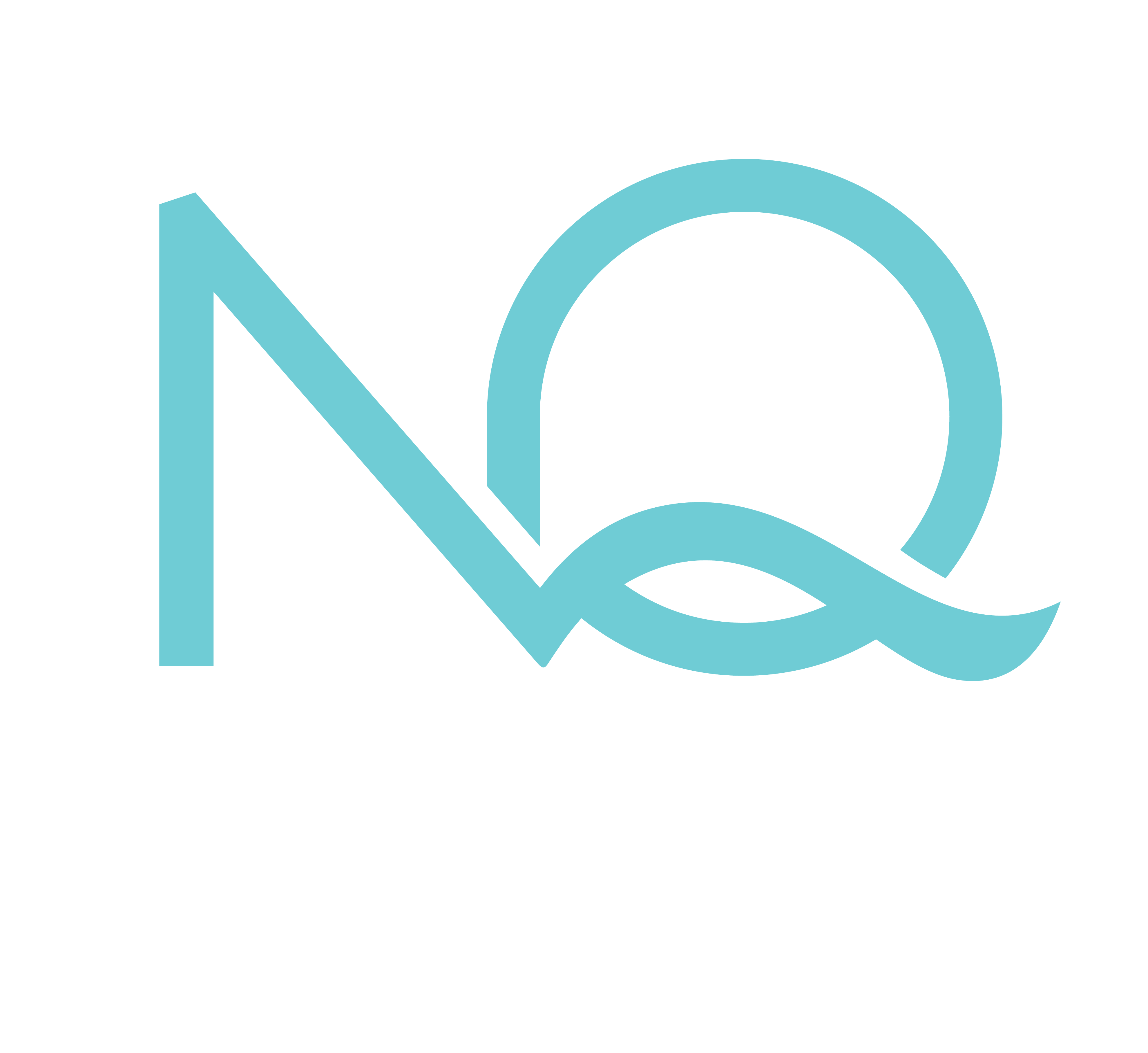 Logo for a building company specialising in outdoor decking and outdoor spaces