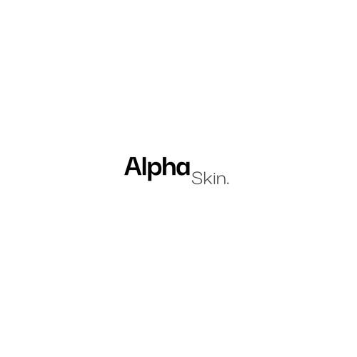 Alpha Skin Logo