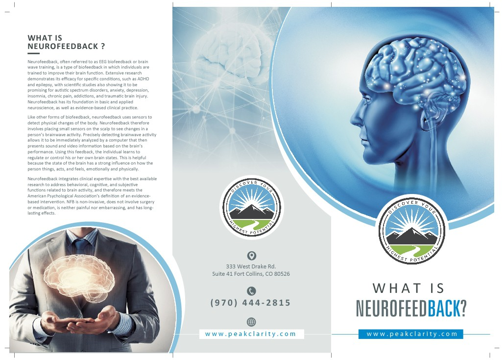 Brain Training Brochure