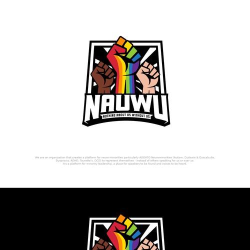 Logo for Nauwu