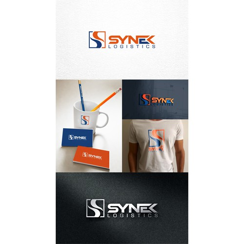Logo for Synek Logistics