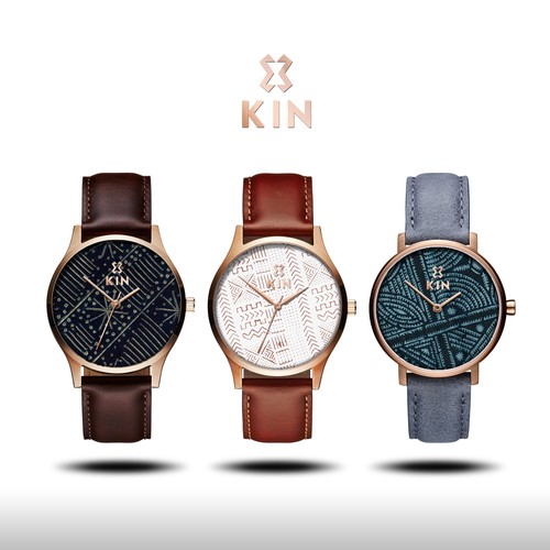 Logo Design for watches