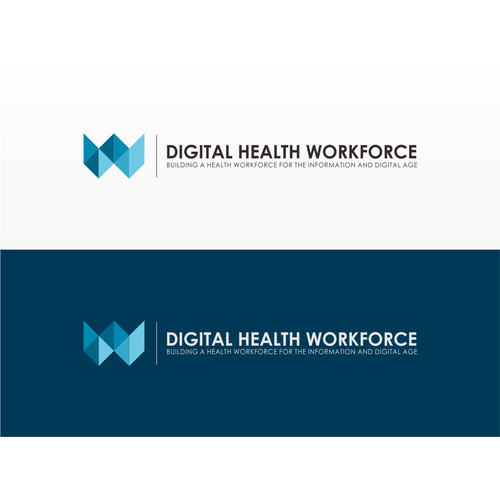 Creating a logo for a new business at the intersection of healthcare and IT