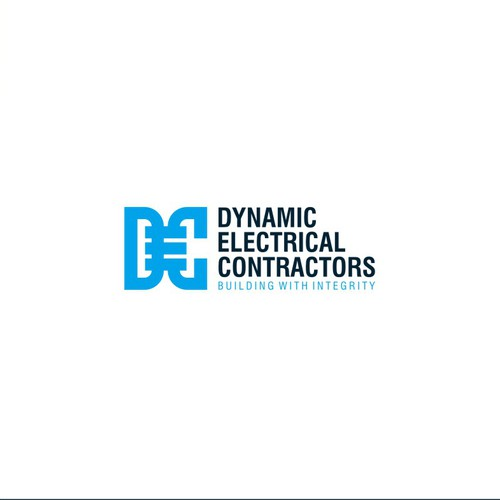 Electrical Contractor Needs logo to show that we want to compete with the big dogs.