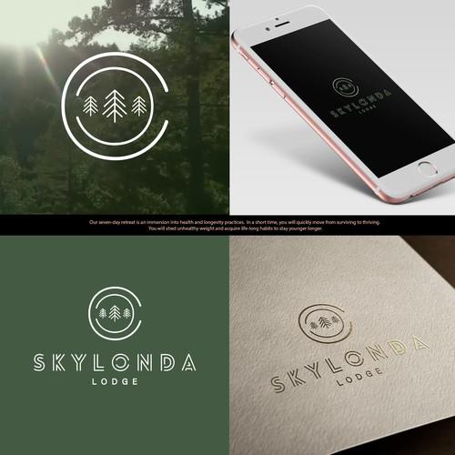 Logo concept for skylonda