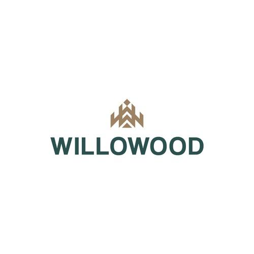 Concept logo design willowood