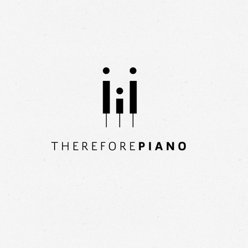 logo concept for music project