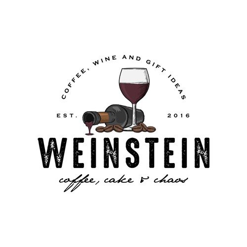 Logo entry for the contest Weinstein