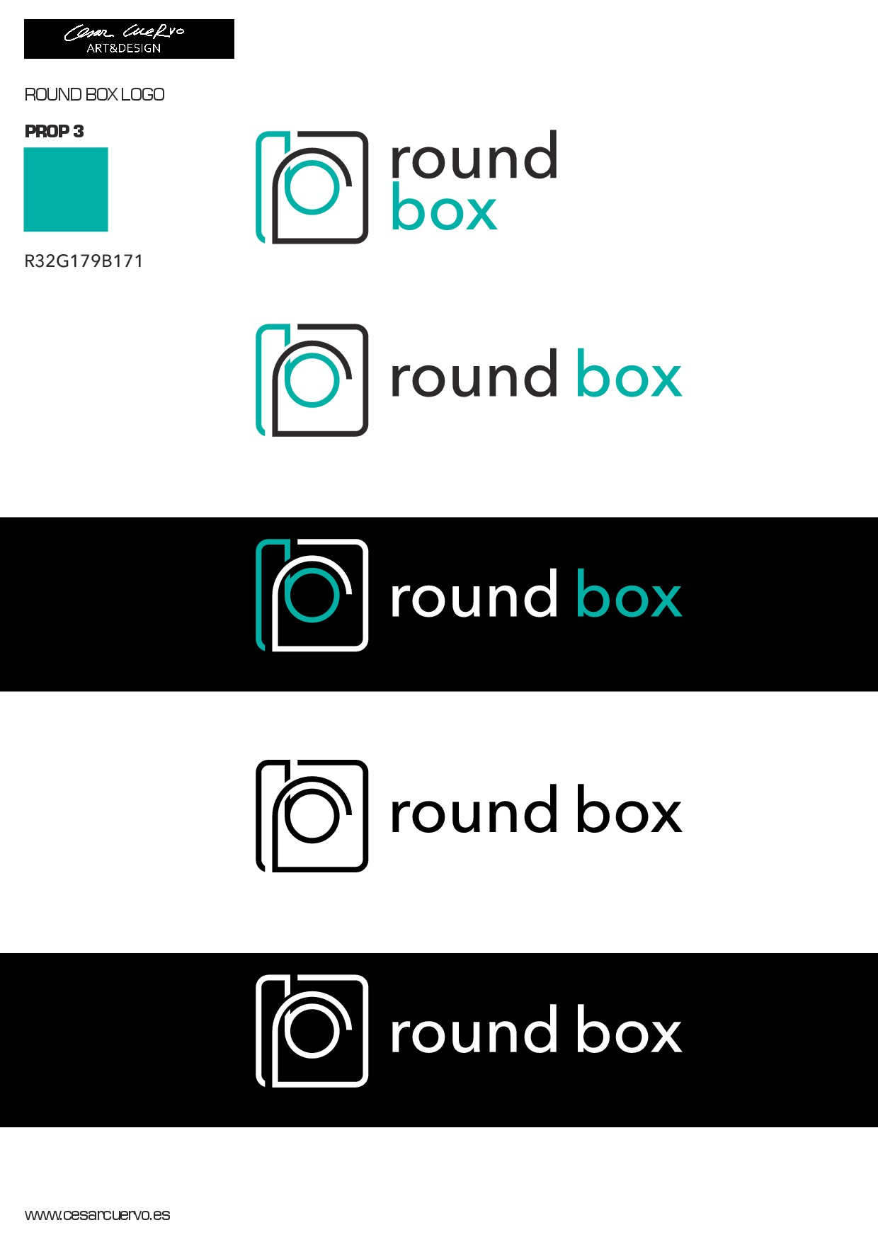 Round Box: creative and clever design