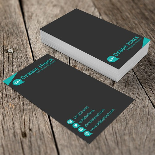 Innovation Strategy Biz Card