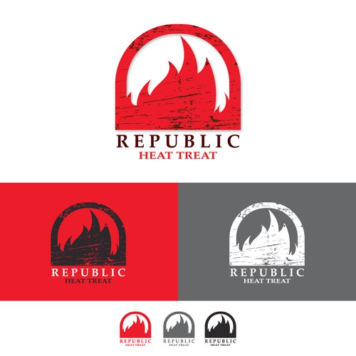 logo concept for Repablic