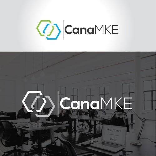 Logo Design for Cana MKE