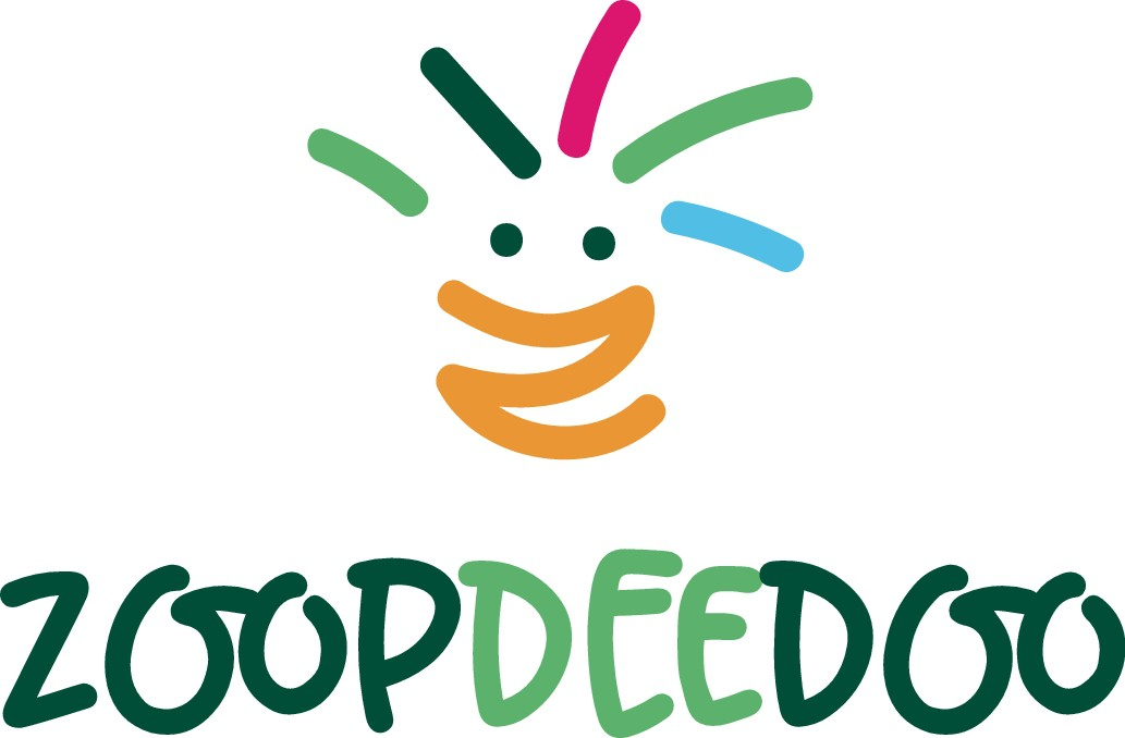 Design a hipster logo for Zoopdeedoo - a lifestyle social app for cannabis