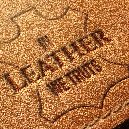 Logo for Mens leather Jackets