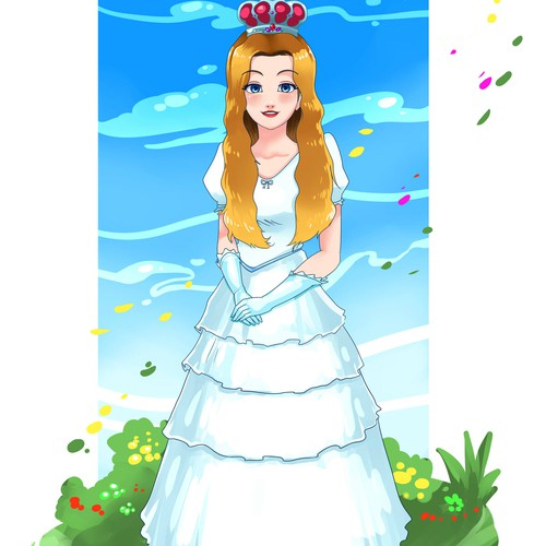 "Princess ""Anneliese"" - character"