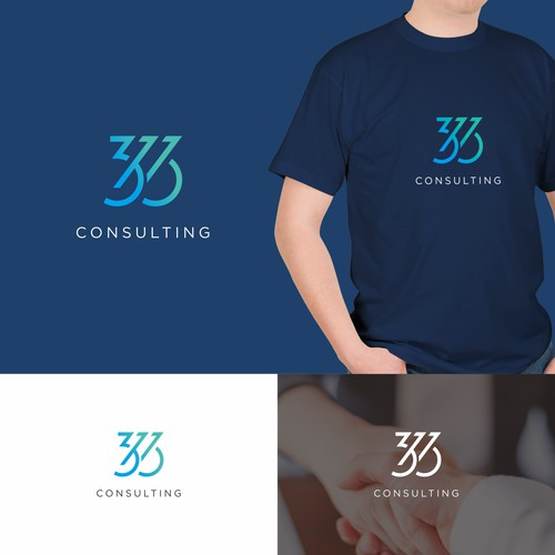 Simple logo for 3113 Consulting.