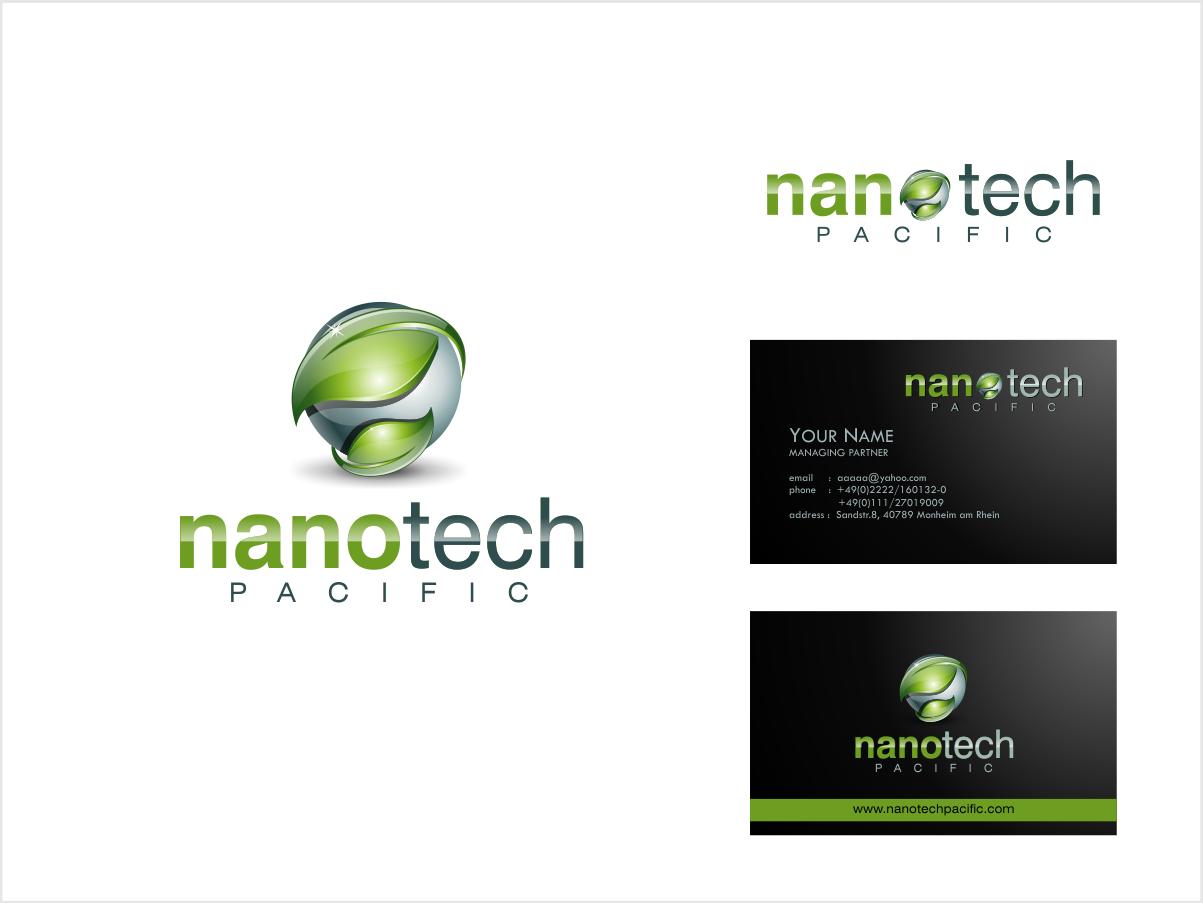Help NanoTech  with a new logo
