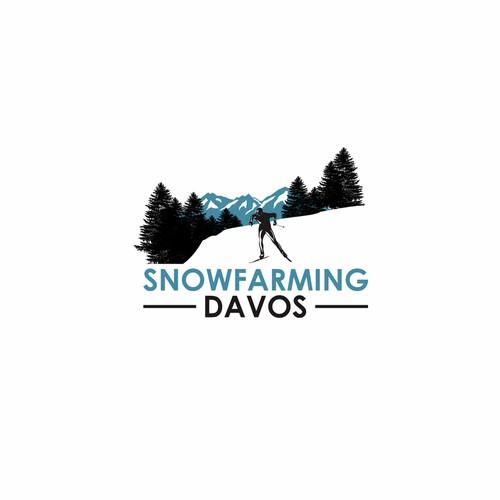 Snowfarming Davos braucht ein cooles Logo...!