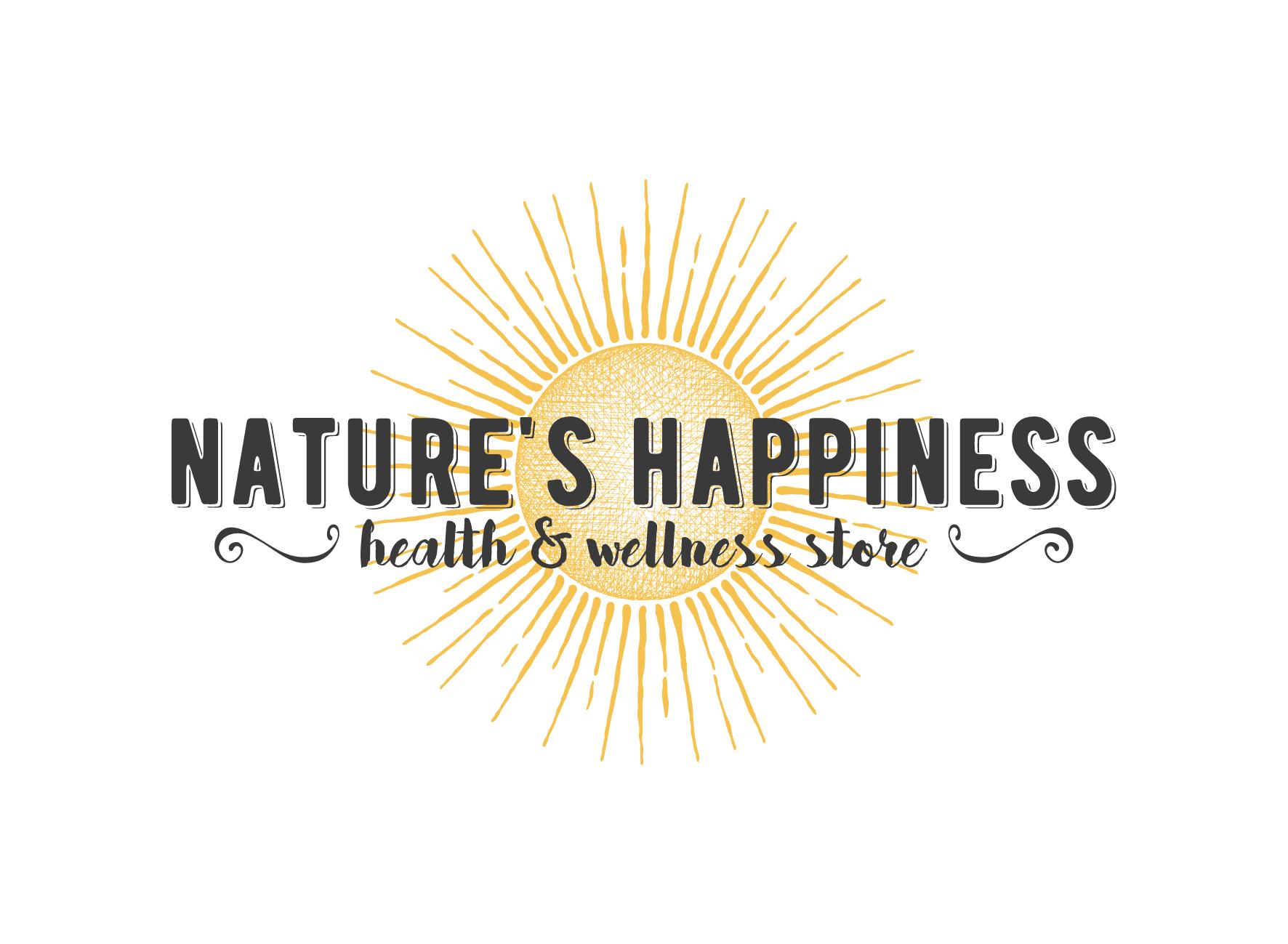 Nature's Happiness Logo