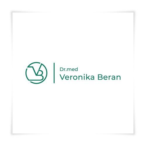 """VB initial vor """"Veronika Beran"""""""