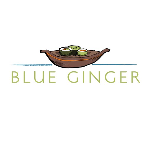 Blue Ginger needs a new Logo Design