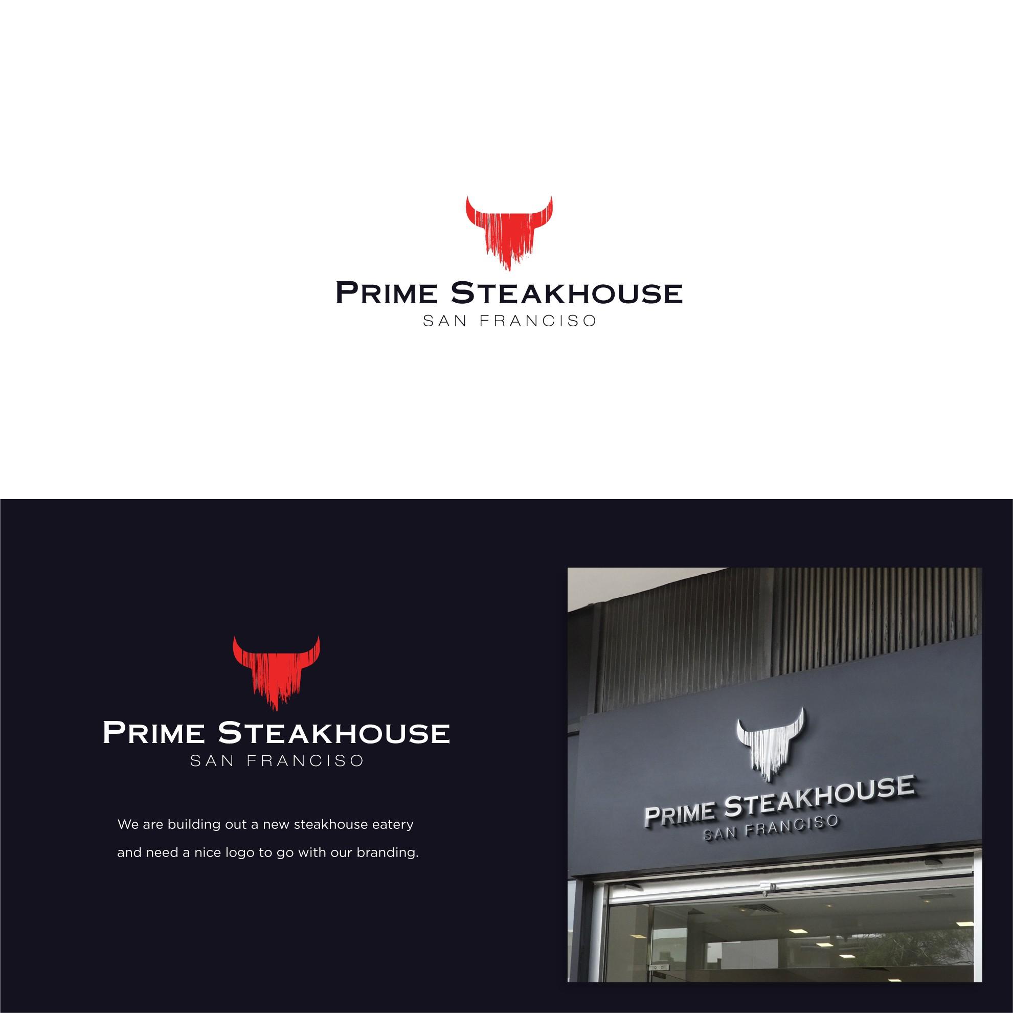 Logo For Prime Steakhouse