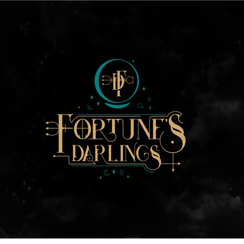 Logo for Fortune's Darlings