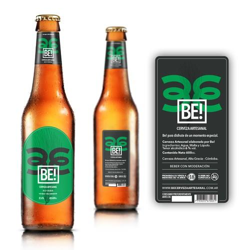 Cerveza Be!