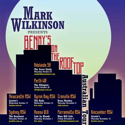 Mark Wilkinson poster design