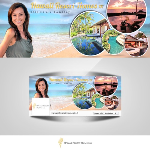 Hawaii Luxury Real Estate Facebook Cover