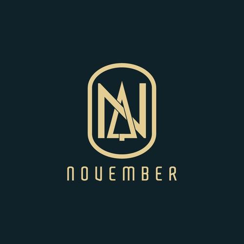 November - Logo Design