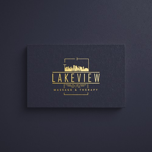 Lakeview's 2nd Logo