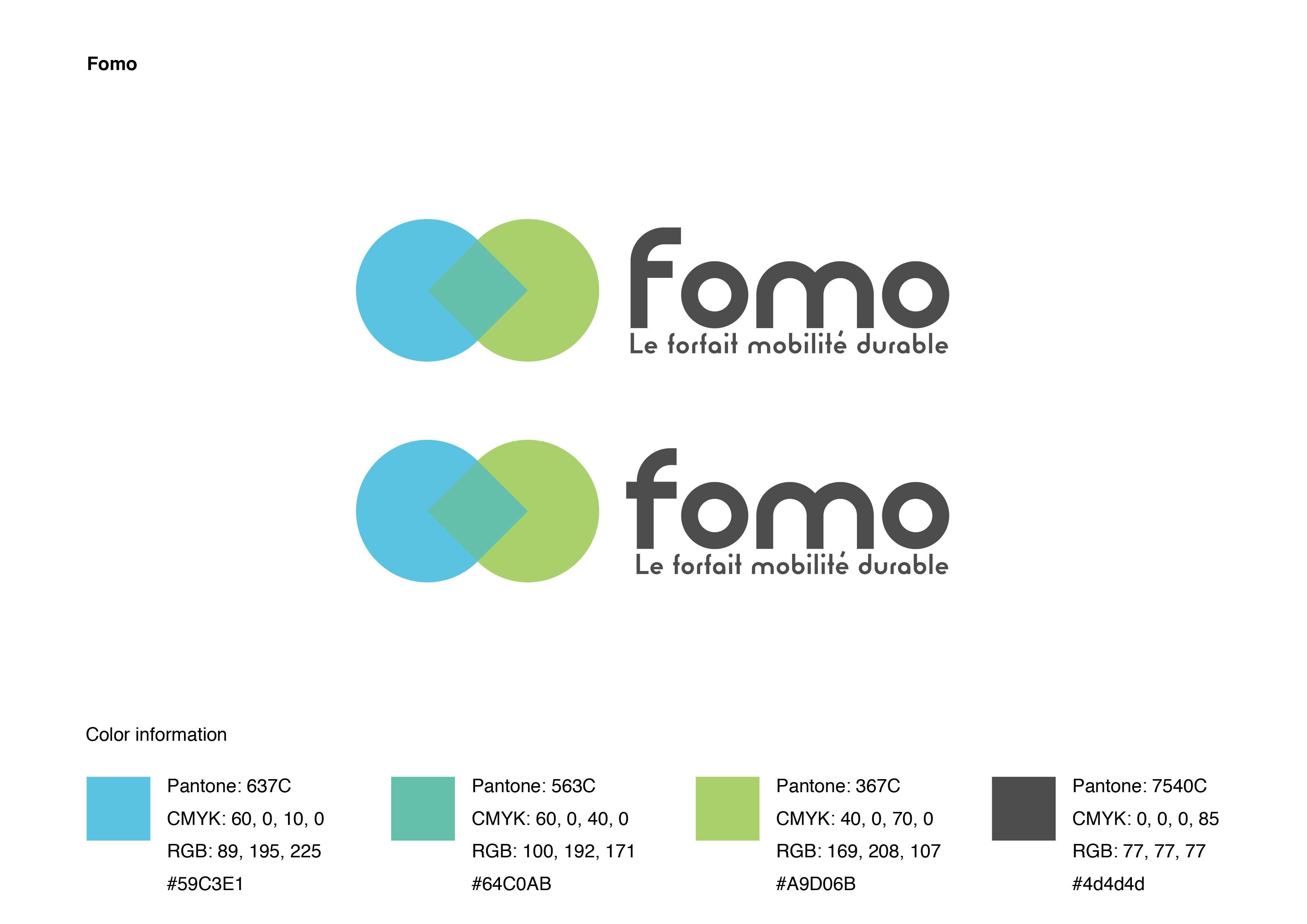 Création logo pour startup - application mobile de paiement pour la mobilité verte et durable