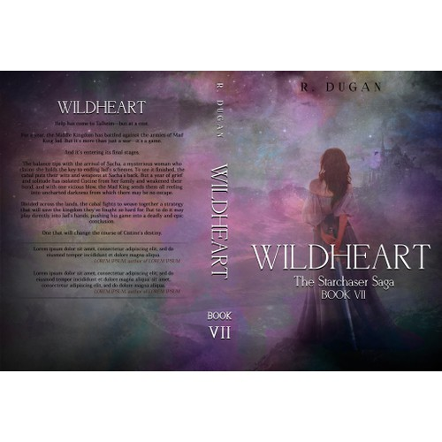 The Starchaser Saga: WILDHEART