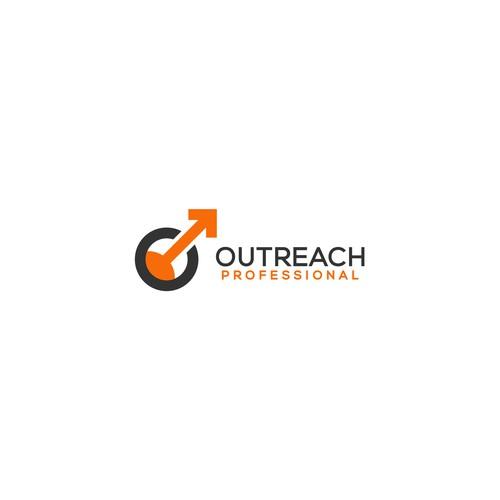 outreach logo design
