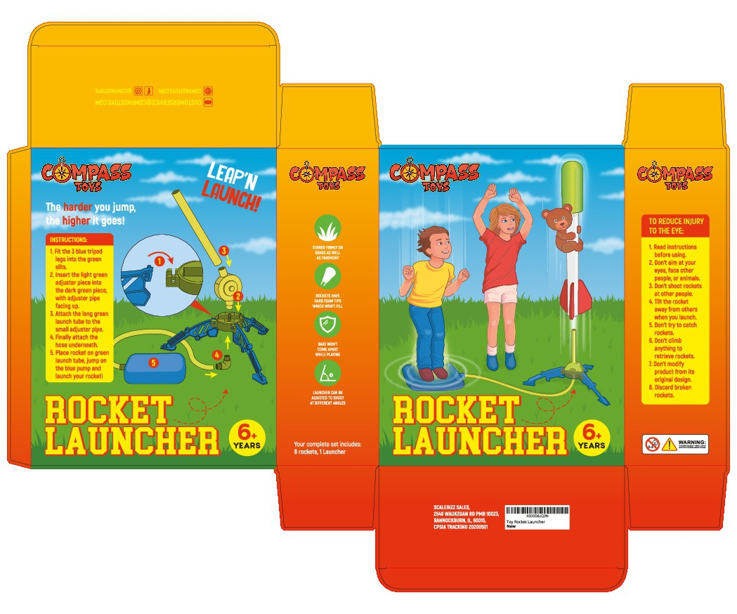 Toy Product Packaging