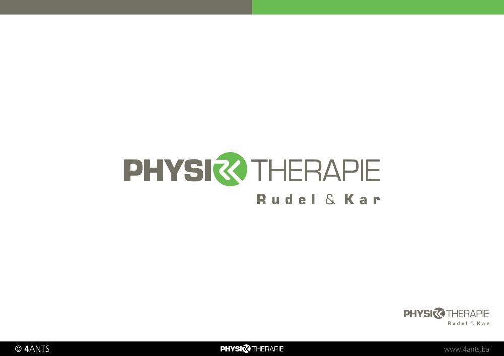 logo für Physiotherapie Rudel & Kar