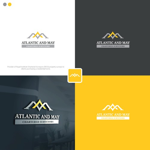 Designed Logo for Home Survey and Valuation