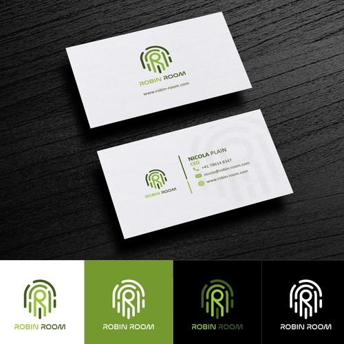 Design logo for room sharing platform