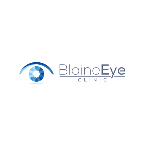 Logo for Blaine Eye Clinic