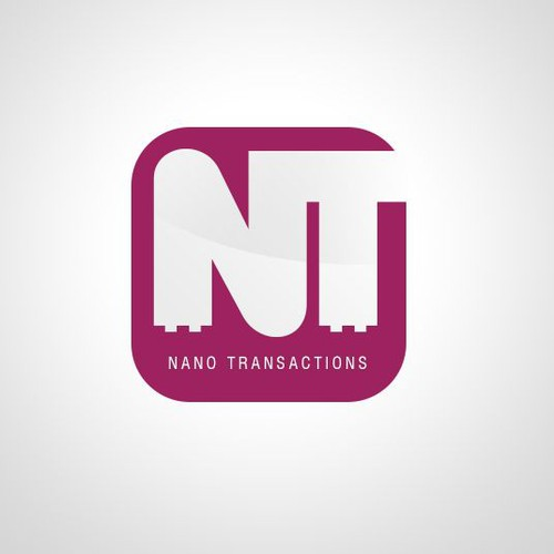 Nanotransactions needs a new logo