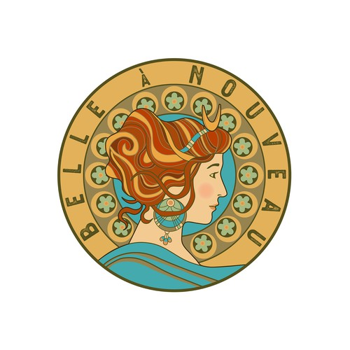 Logo for Belle à Nuveau