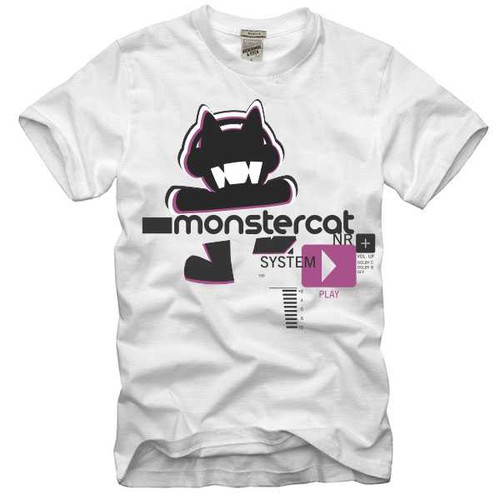 Monstercat Needs a New T-Shirt Design